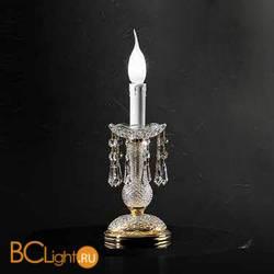 Настольная лампа Beby Group Crystal 300/1L Light gold CUT CRYSTAL