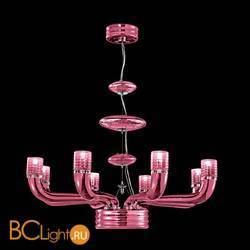Люстра Beby Group Diadema 5450B02 Chrome Fuchsia Venice