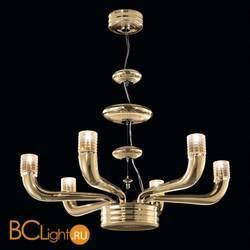 Люстра Beby Group Diadema 5450B08 Chrome Golden Portofino