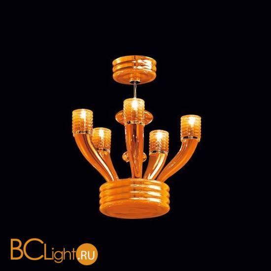 Люстра Beby Group Diadema 5450B09 Gold Orange Sicily