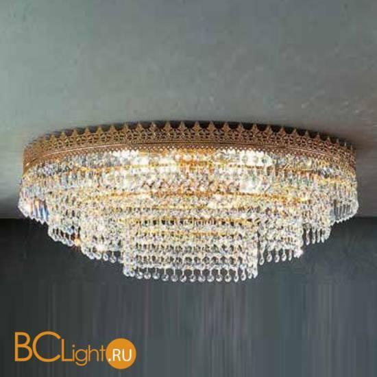 Потолочный светильник Beby Group Empire 1600/6/PL Bronze Brushed CUT CRYSTAL