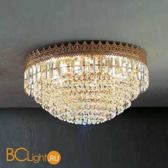 Потолочный светильник Beby Group Empire 1700/6/PL Bronze Brushed CUT CRYSTAL