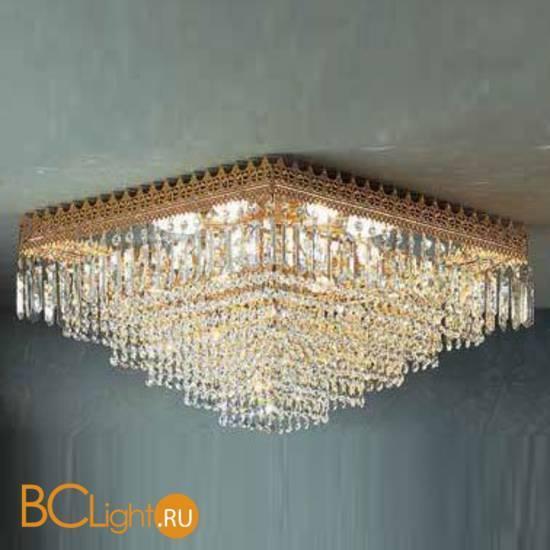 Потолочный светильник Beby Group Empire 1800/6/PL Bronze Brushed CUT CRYSTAL
