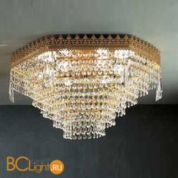 Потолочный светильник Beby Group Empire 1900/6/PL Bronze Brushed CUT CRYSTAL
