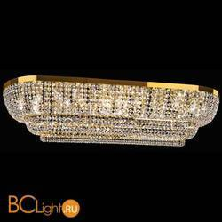 Потолочный светильник Beby Group Empire 1555/34PL Light gold CUT CRYSTAL