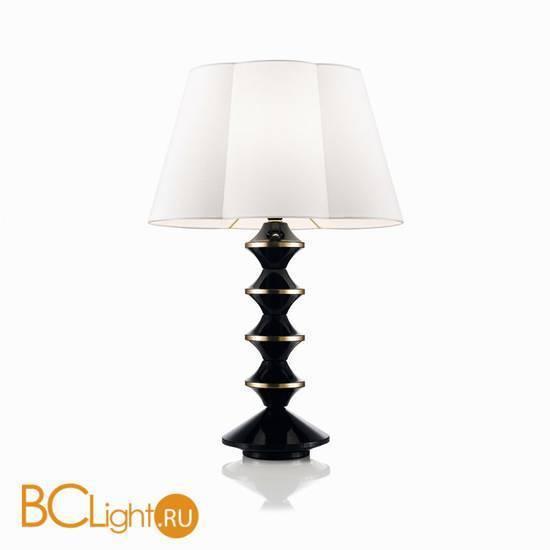 Настольная лампа Beby Group Euphoria 0640L02 Black shiny 024