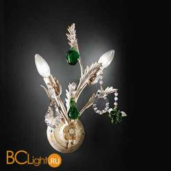 Бра Beby Group Fruit 114/2A Ivory Gold green fruits