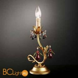 Настольная лампа Beby Group Fruit 101/1L Gold Paint Red Pear