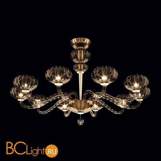 Люстра Beby Group Gloss 7720B03 Satin gold Bronze
