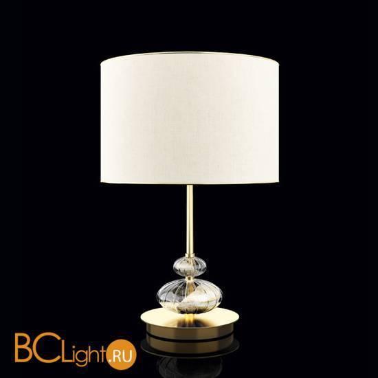 Настольная лампа Beby Group Gloss 7720L01 Light gold Cristallo 624