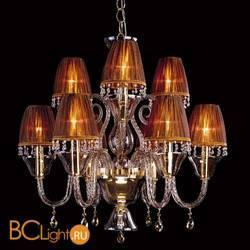 Люстра Beby La Femme 7700B02 Gold Golden Teak 322 SW Golden Teak