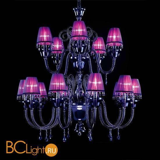 Люстра Beby La Femme 7700B05 Chrome Violet 389 SW Blu Violet