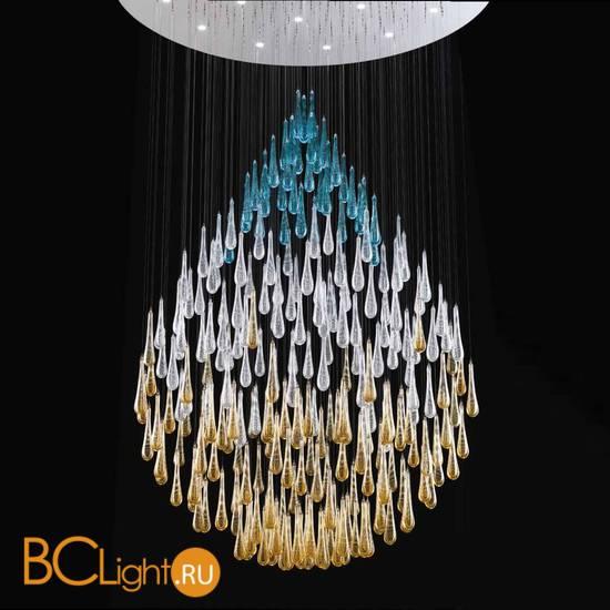 Потолочный светильник Beby Group Lir 7630B01 Chrome