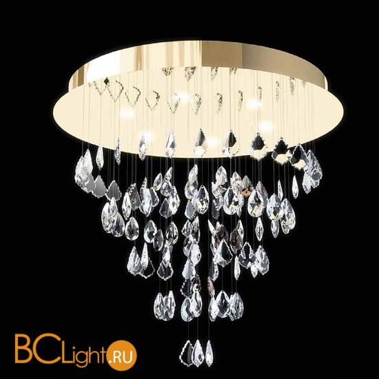 Потолочный светильник Beby Group Lir 7630B05 Light Gold SW