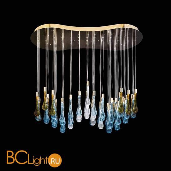 Потолочный светильник Beby Group Lir 7630B02 Light Gold