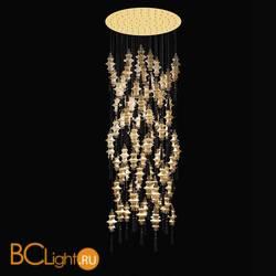 Подвесной светильник Beby Group Love 7620B01 Light Gold Golden Portoino