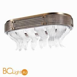 Потолочный светильник Beby Group Milano Deco 8030Q02 Bronzed Transparent Glass