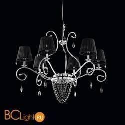 Люстра Beby Group Miss Bjioux 0117B01 Chrome Black Trasparent Cut Crystal
