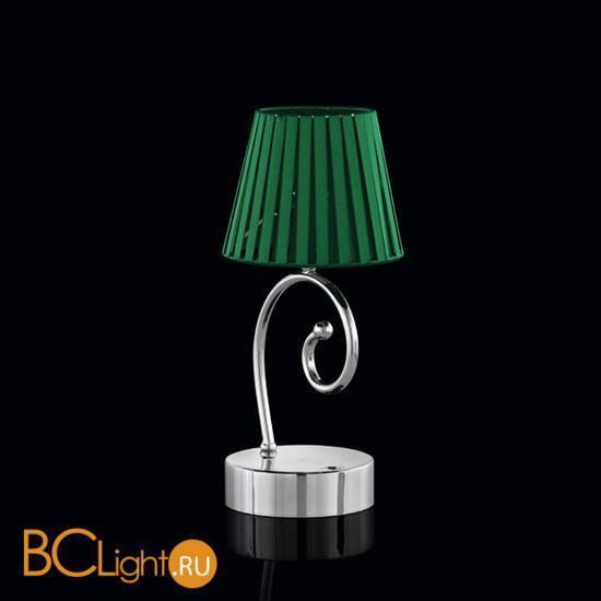 Настольная лампа Beby Group Miss Bjioux 0117L02 Chrome Green