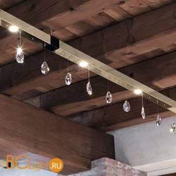 Потолочный светильник Beby Group Modular Chic 0680B01 Light gold CUT CRYSTAL