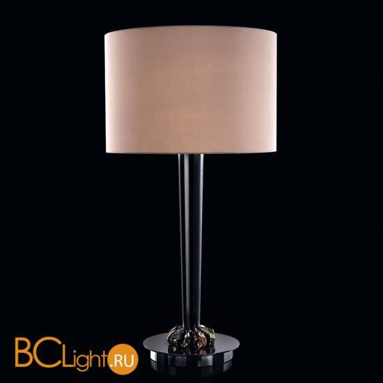 Настольная лампа Beby Group Mon Tresor 0126L02 Black shiny 666 SW Bronze Shade