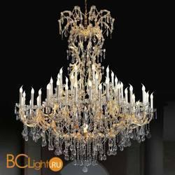 Люстра Beby Group Novecento 905/60+2 Light gold CUT CRYSTAL
