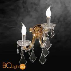 Бра Beby Group Novecento 6305/2A Light gold HALF CUT
