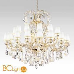 Люстра Beby Group Nuovo Vintage 9051/18+12+6Led Light gold 304 White gold leaf