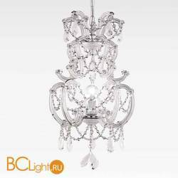 Подвесной светильник Beby Group Nuovo Vintage 6102/1 Pearled White CUT CRYSTAL