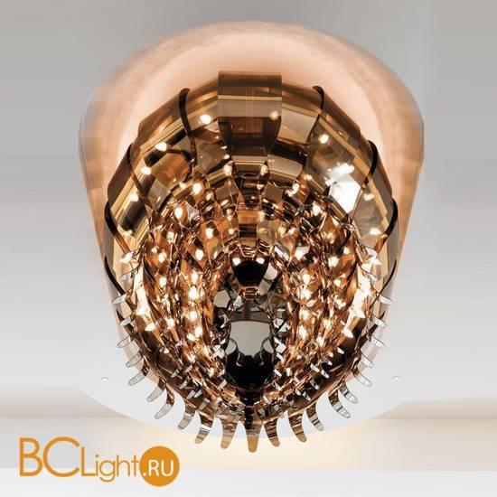 Потолочный светильник Beby Group Nymphea 8040Q01 Light gold Golden Portoino