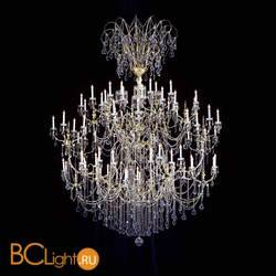 Люстра Beby Group Old style 3319/82 Gold CUT CRYSTAL