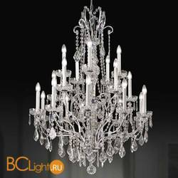Люстра Beby Group Old style 3323/20 Chrome CUT CRYSTAL