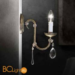 Бра Beby Group Old style 3592/1A Black gold CUT CRYSTAL