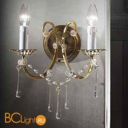 Бра Beby Group Old style 3593/2A Black gold HALF CUT