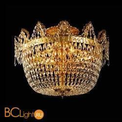 Потолочный светильник Beby Group Opera 2002/6PL Light gold CUT CRYSTAL