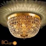 Потолочный светильник Beby Group Opera 2001/4PL Light gold CUT CRYSTAL