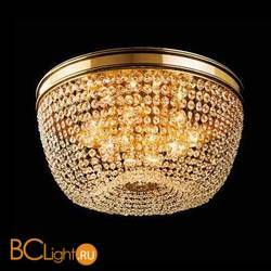 Потолочный светильник Beby Group Opera 2006/8PL Light gold CUT CRYSTAL