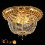 Потолочный светильник Beby Group Opera 2072/16PL Light gold CUT CRYSTAL