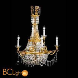 Бра Beby Group Opera 2016/3+2A Gold Paint CUT CRYSTAL