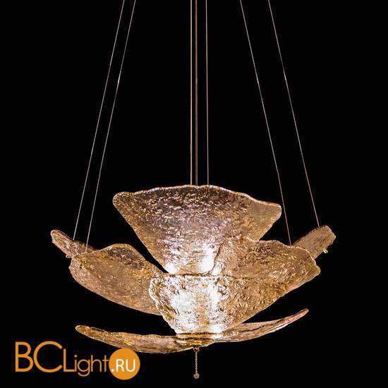 Подвесной светильник Beby Group Orchid 8060B01 Light Gold