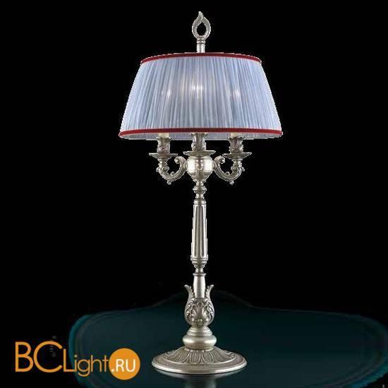 Настольная лампа Beby Group Pandora 4003 Satin Chrome 810