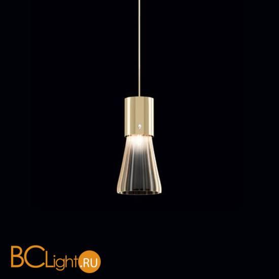 Подвесной светильник Beby Group Secret 0650B02 Light gold Gold leaf