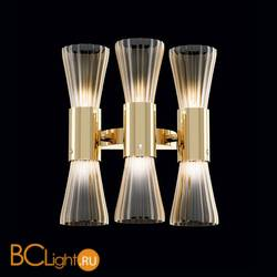 Настенный светильник Beby Group Secret 0650A02 Light gold Gold leaf