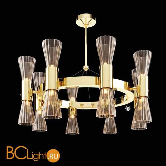 Потолочная люстра Beby Group Secret 0650B03 Light gold Golden Portofino