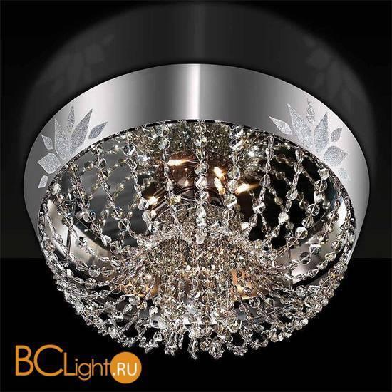 Потолочный светильник Beby Velvet 0150Q01 Chrome Cut Almond