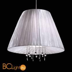 Подвесной светильник Beby Group Violet 0118B08 Chrome 192 Cut Almond