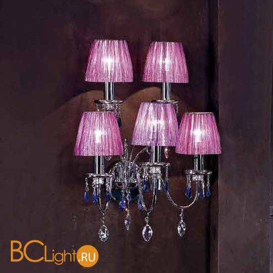 Бра Beby Violet 0118A03 Chrome 184 SW Blu Violet