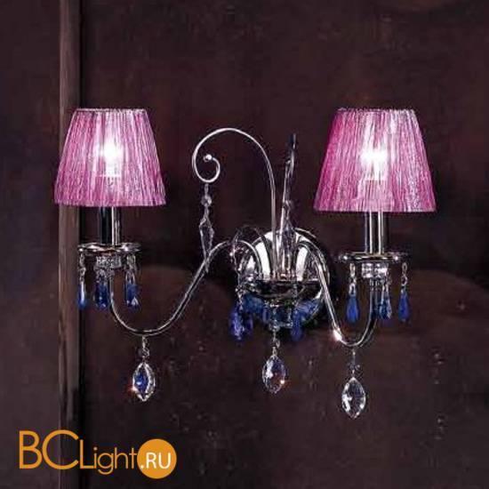 Бра Beby Violet 0118A02 Chrome 184 SW Blu Violet
