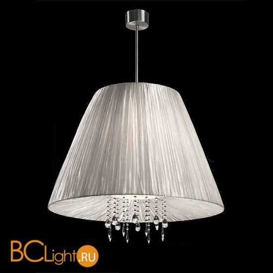 Потолочный светильник Beby Violet 0118B10 Chrome 192 Swarovski Almond