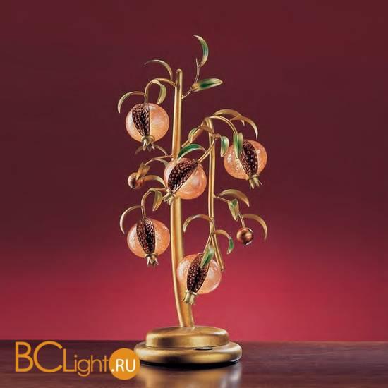 Настольная лампа Bellart Melograno 1640/LT5L 02/V03